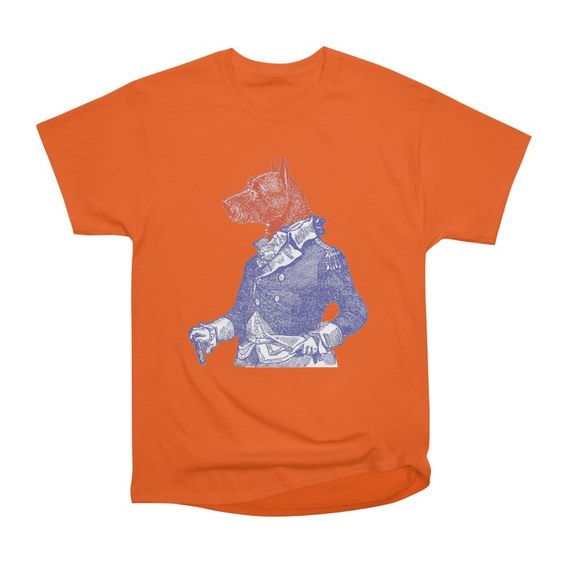 General Dog Men's Classic T-Shirt by Artist Shop of Pyramid Expander