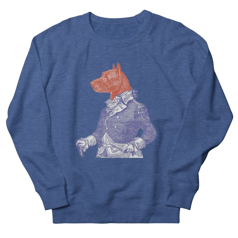 General Dog Women's Sweatshirt by Artist Shop of Pyramid Expander