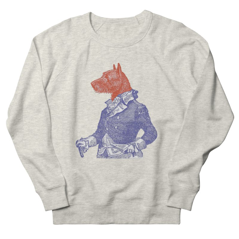 General Dog Women's Sweatshirt by Artist Shop of Pyramid Expander