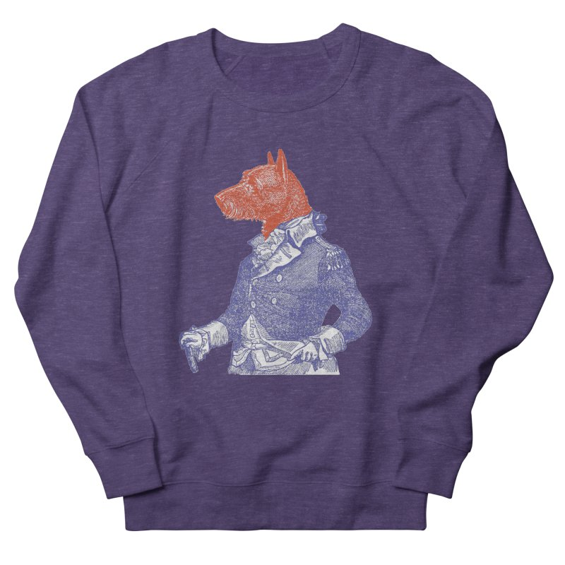 General Dog Men's Sweatshirt by Artist Shop of Pyramid Expander