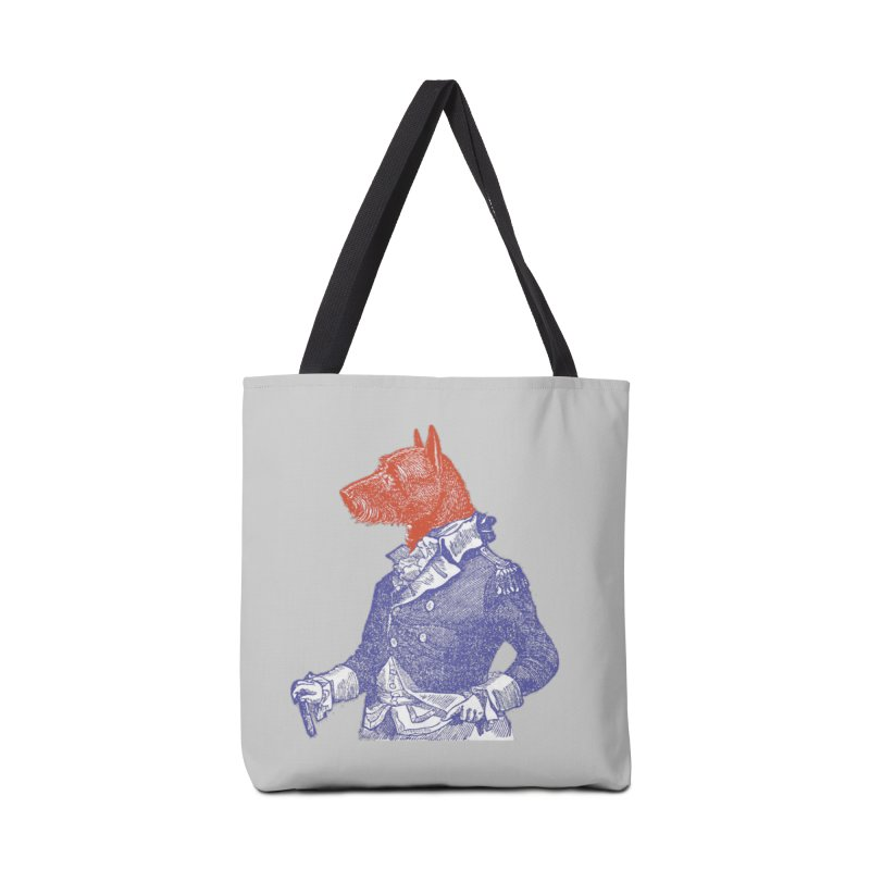 General Dog Accessories Tote Bag Bag by Artist Shop of Pyramid Expander
