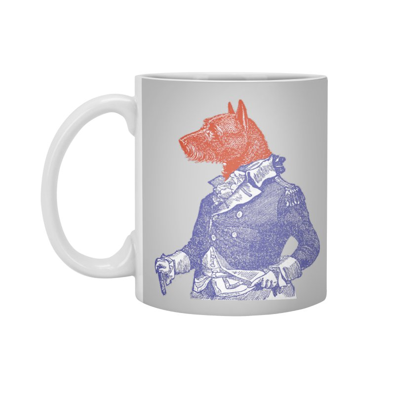 General Dog Accessories Mug by Artist Shop of Pyramid Expander