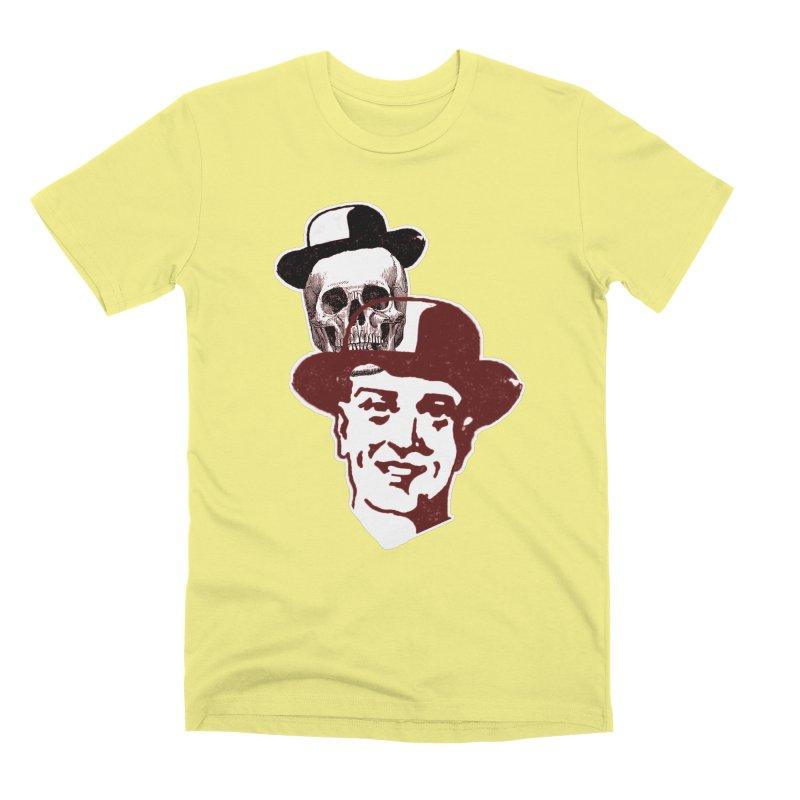 Procession Through Time Men's Premium T-Shirt by Artist Shop of Pyramid Expander