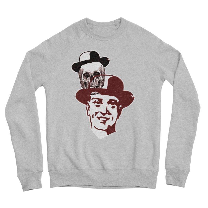 Procession Through Time Men's Sponge Fleece Sweatshirt by Artist Shop of Pyramid Expander