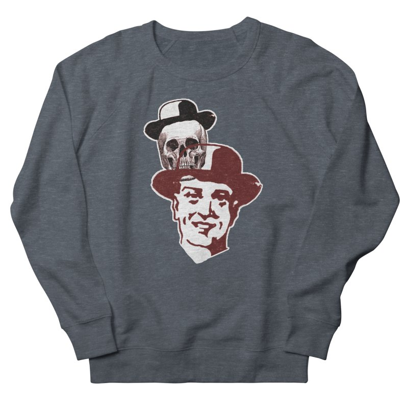 Procession Through Time Men's French Terry Sweatshirt by Artist Shop of Pyramid Expander