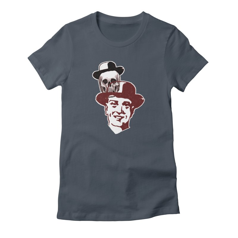 Procession Through Time Women's T-Shirt by Artist Shop of Pyramid Expander