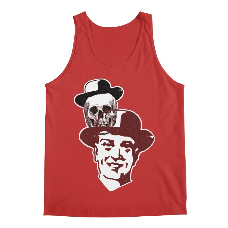 Procession Through Time Men's Regular Tank by Artist Shop of Pyramid Expander
