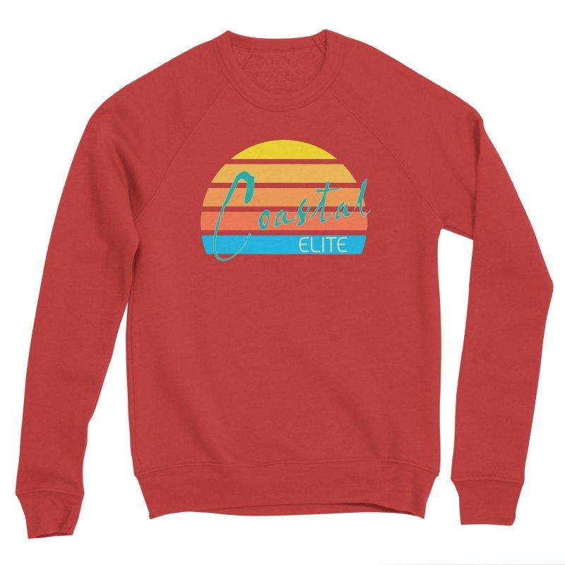 Coastal Elite Women's Sponge Fleece Sweatshirt by Artist Shop of Pyramid Expander