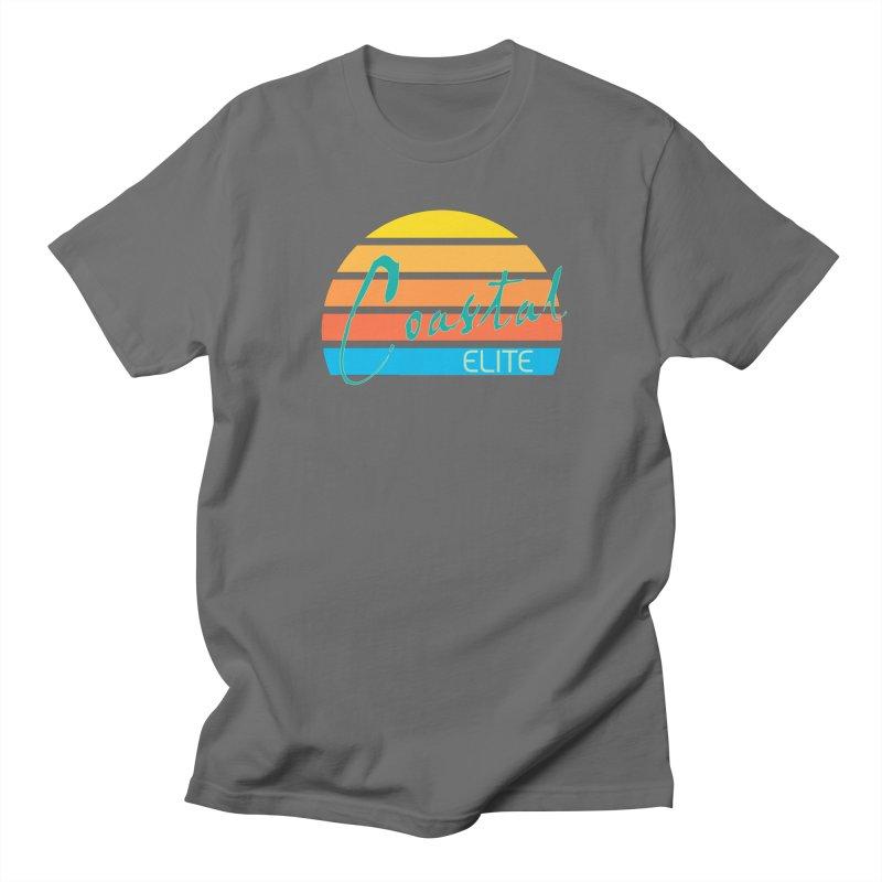 Coastal Elite Women's T-Shirt by Artist Shop of Pyramid Expander