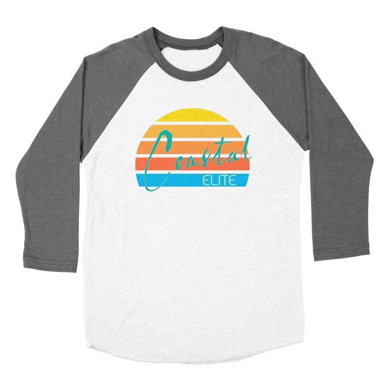 Coastal Elite Women's Longsleeve T-Shirt by Artist Shop of Pyramid Expander