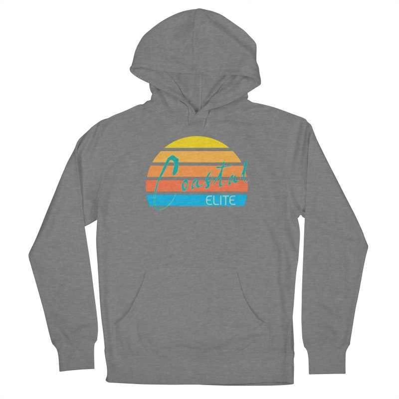 Coastal Elite Women's Pullover Hoody by Artist Shop of Pyramid Expander