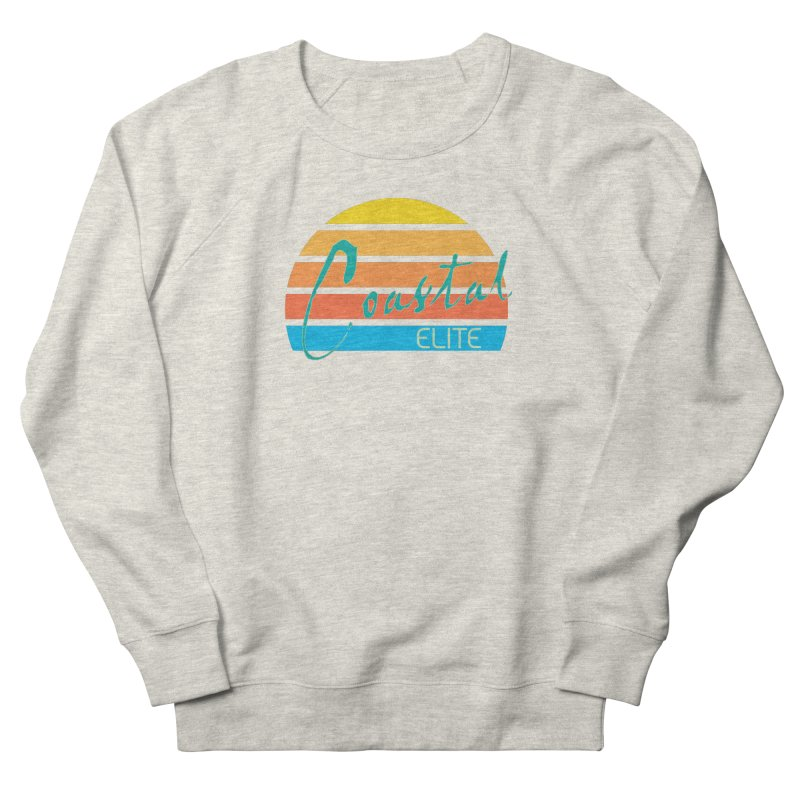 Coastal Elite Men's Sweatshirt by Artist Shop of Pyramid Expander