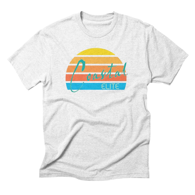 Coastal Elite Men's Triblend T-shirt by Artist Shop of Pyramid Expander