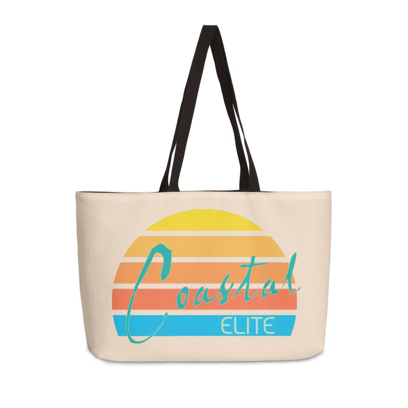 Coastal Elite Accessories Weekender Bag Bag by Artist Shop of Pyramid Expander