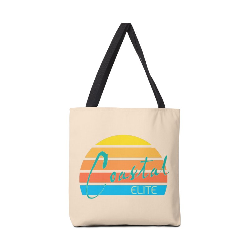 Coastal Elite Accessories Tote Bag Bag by Artist Shop of Pyramid Expander