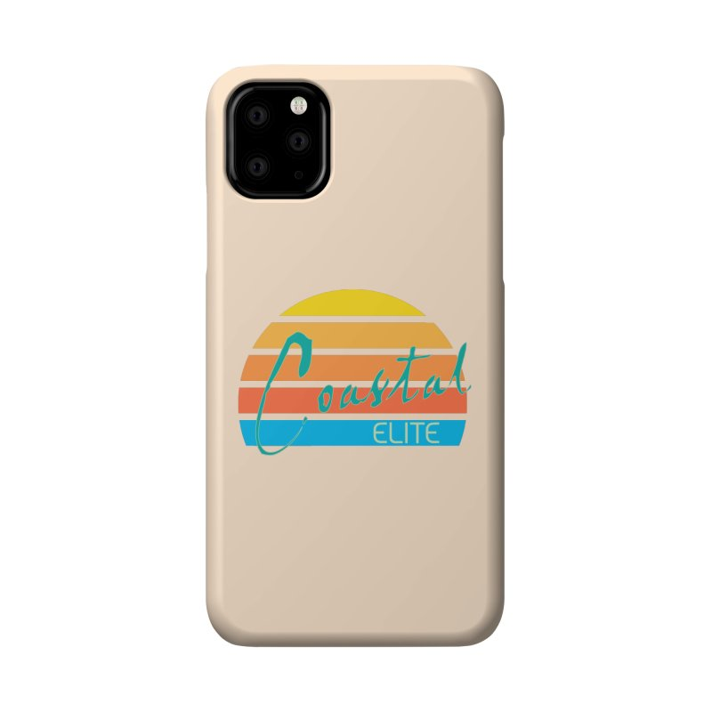 Coastal Elite Accessories Phone Case by Artist Shop of Pyramid Expander