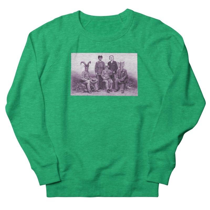 5 Figures Women's Sweatshirt by Artist Shop of Pyramid Expander