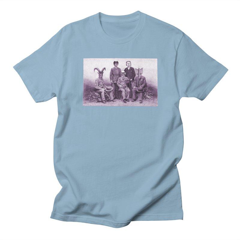 5 Figures Women's Regular Unisex T-Shirt by Artist Shop of Pyramid Expander