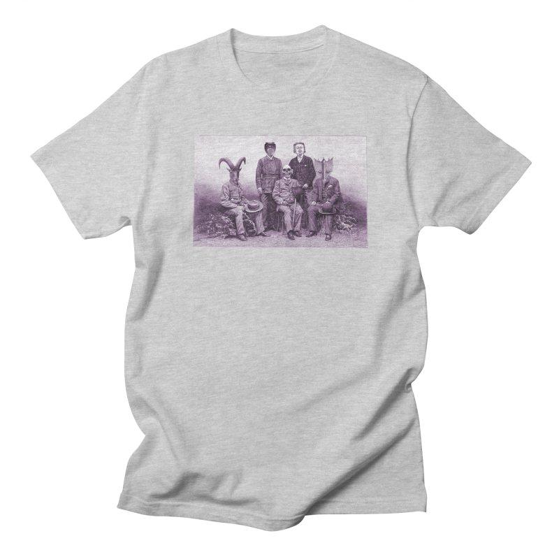 5 Figures Men's Regular T-Shirt by Artist Shop of Pyramid Expander