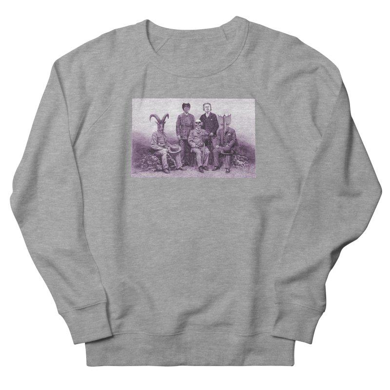 5 Figures Men's Sweatshirt by Artist Shop of Pyramid Expander