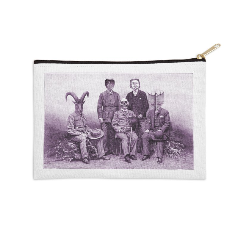 5 Figures Accessories Zip Pouch by Artist Shop of Pyramid Expander