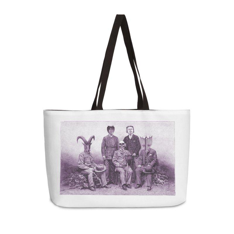 5 Figures Accessories Weekender Bag Bag by Artist Shop of Pyramid Expander
