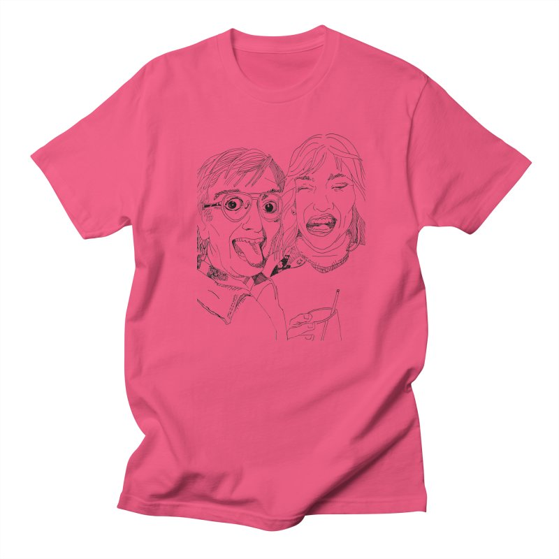 Yearbook Faces Men's T-shirt by Artist Shop of Pyramid Expander