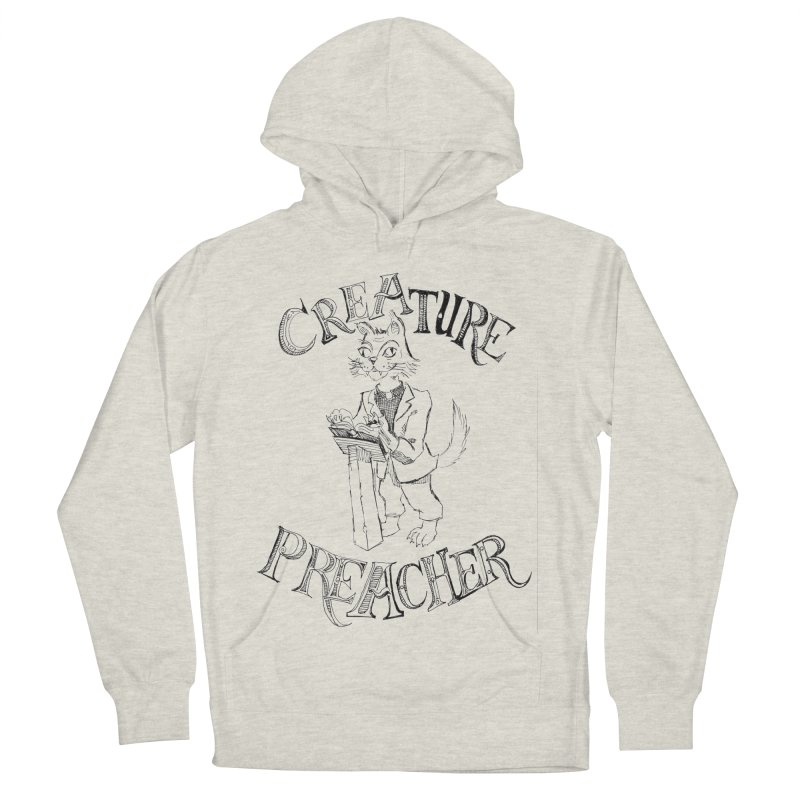 Creature Preacher Men's Pullover Hoody by Artist Shop of Pyramid Expander