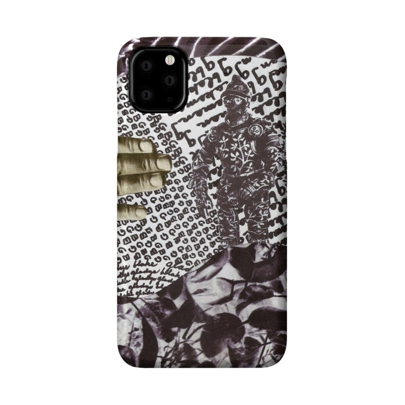 Wave Protection Accessories Phone Case by Artist Shop of Pyramid Expander