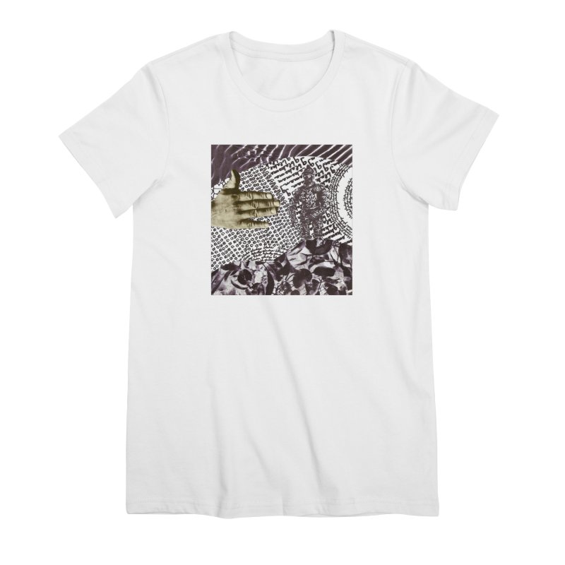 Wave Protection Women's Premium T-Shirt by Artist Shop of Pyramid Expander