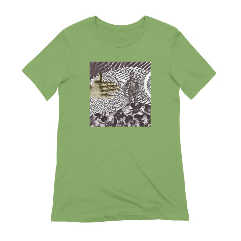 Wave Protection Women's Extra Soft T-Shirt by Artist Shop of Pyramid Expander