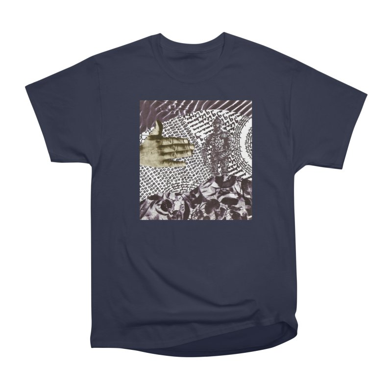 Wave Protection Women's Heavyweight Unisex T-Shirt by Artist Shop of Pyramid Expander
