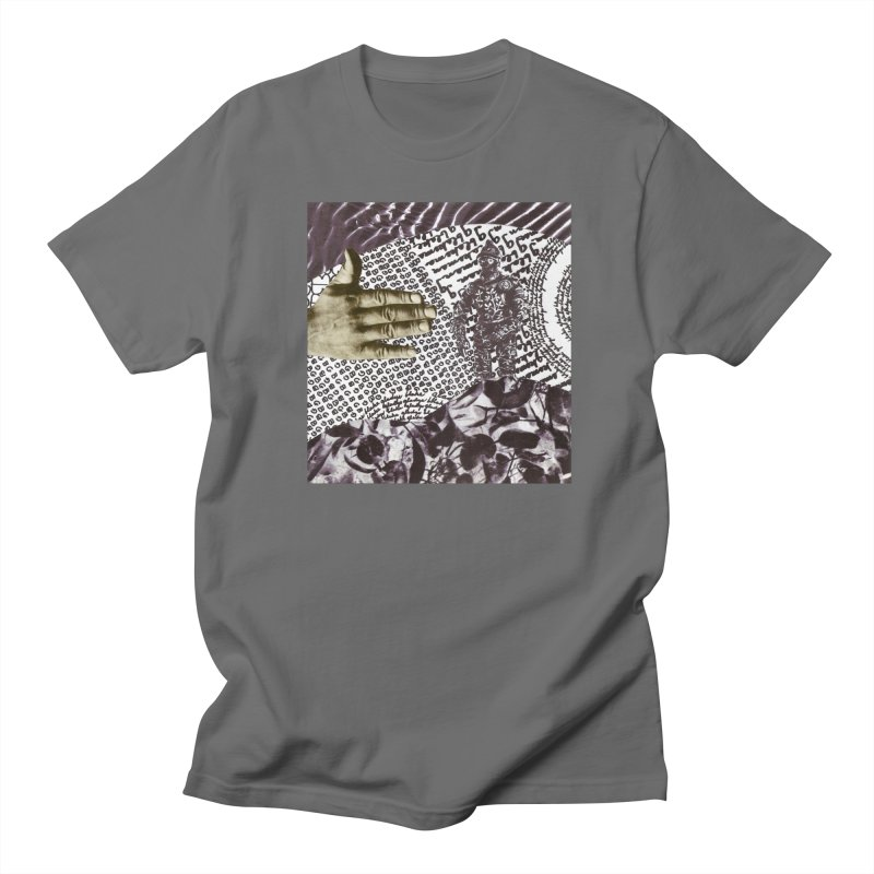 Wave Protection Men's T-Shirt by Artist Shop of Pyramid Expander