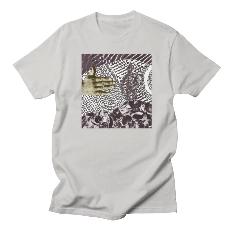 Wave Protection Women's Regular Unisex T-Shirt by Artist Shop of Pyramid Expander