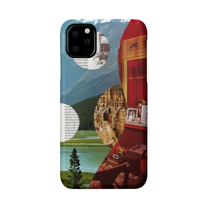 Memory Landscapes Accessories Phone Case by Artist Shop of Pyramid Expander