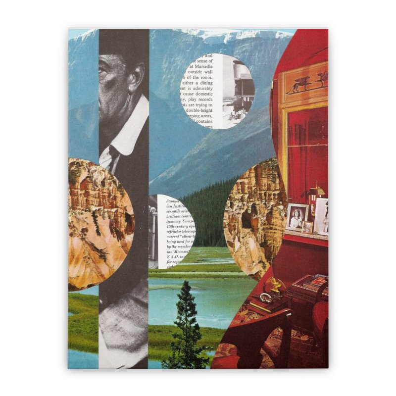 Memory Landscapes Home Stretched Canvas by Artist Shop of Pyramid Expander