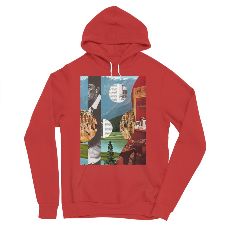 Memory Landscapes Women's Pullover Hoody by Artist Shop of Pyramid Expander