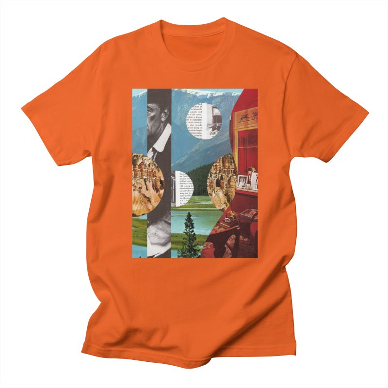 Memory Landscapes Women's Regular Unisex T-Shirt by Artist Shop of Pyramid Expander