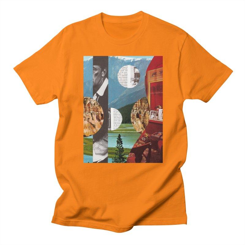 Memory Landscapes Women's Regular Unisex T-Shirt by Artist Shop of Pyramid Expander