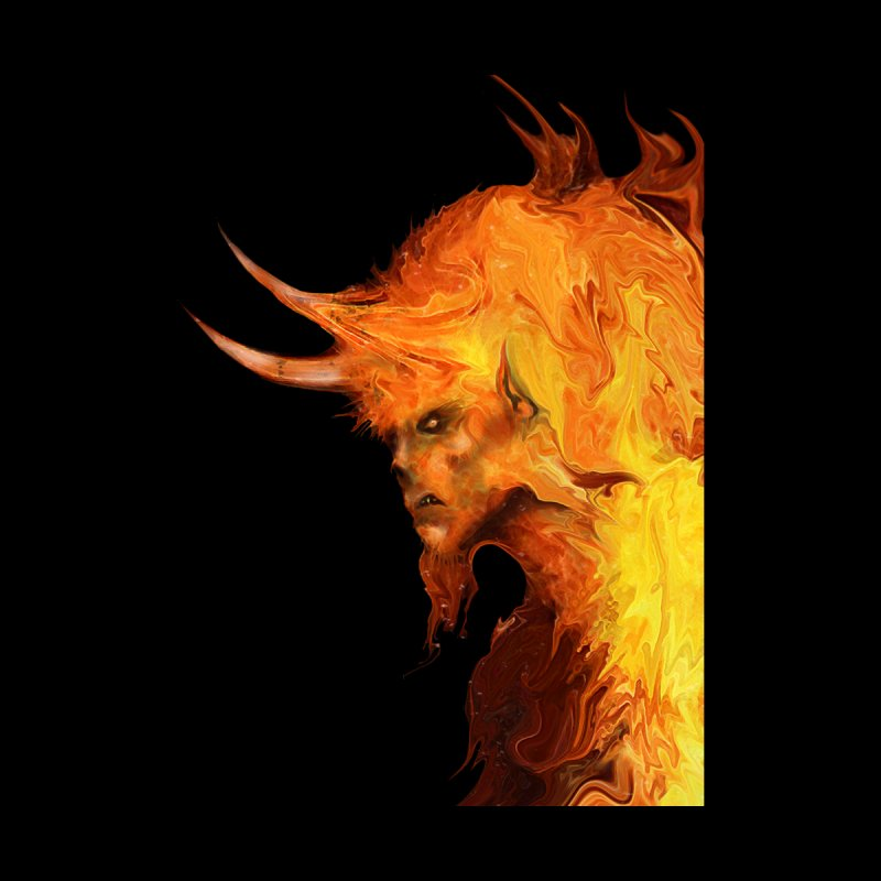 Krampus by pyropainter's Artist Shop