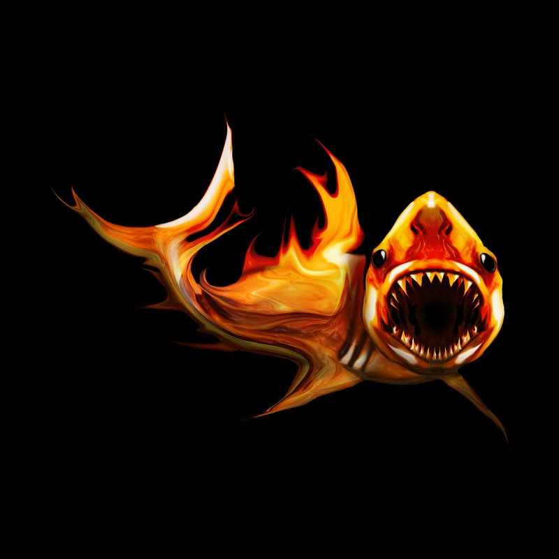 Shark by pyropainter's Artist Shop
