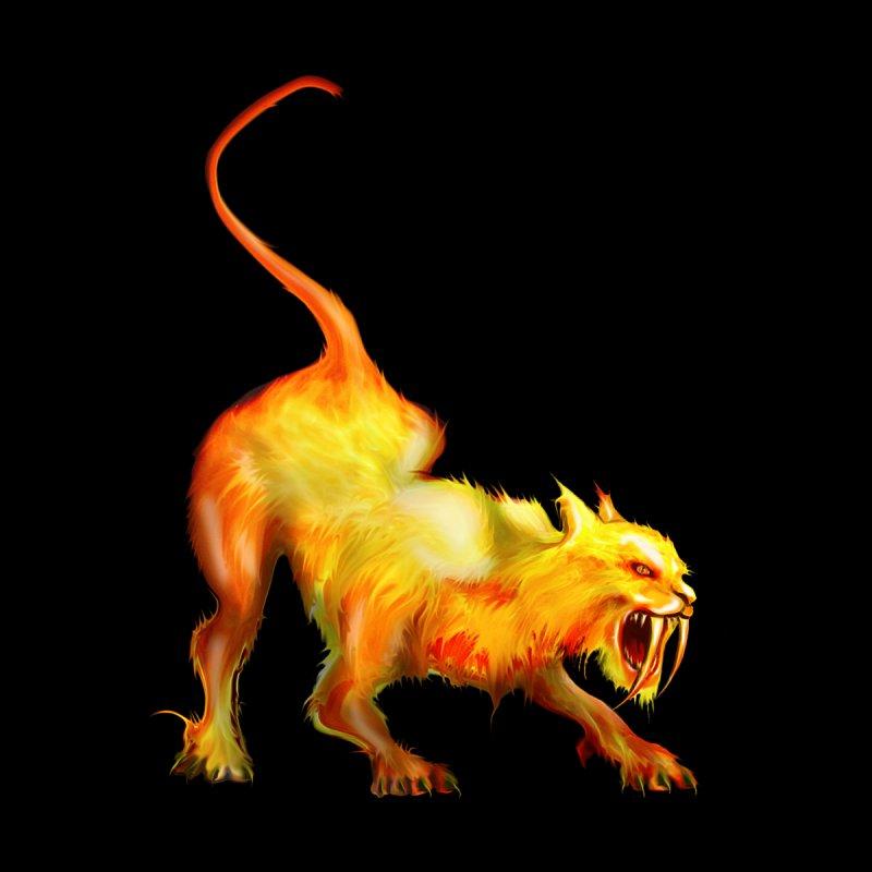 sabertooth by pyropainter's Artist Shop