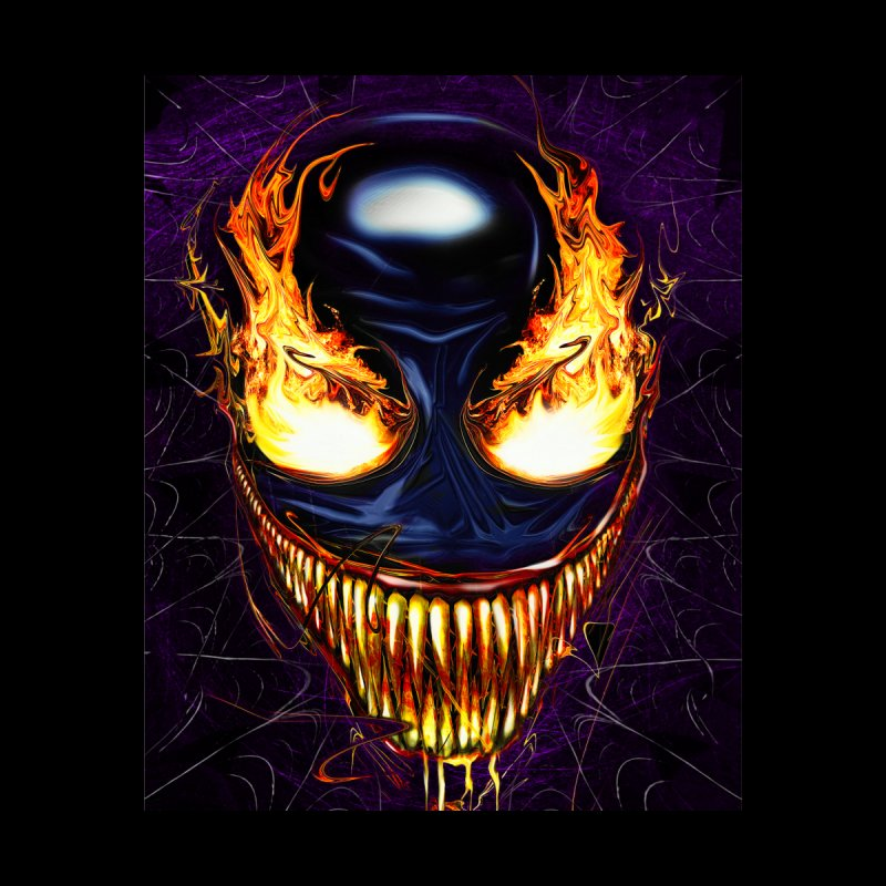 Symbiote By Pyro Painter by pyropainter's Artist Shop