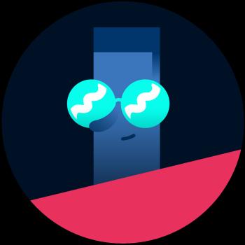 qaisicle's Artist Shop Logo