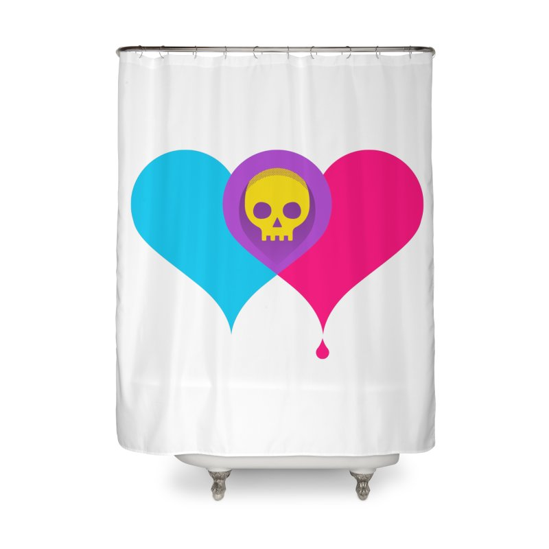 Such Sweet Sorrow Home Shower Curtain by Quick Brown Fox