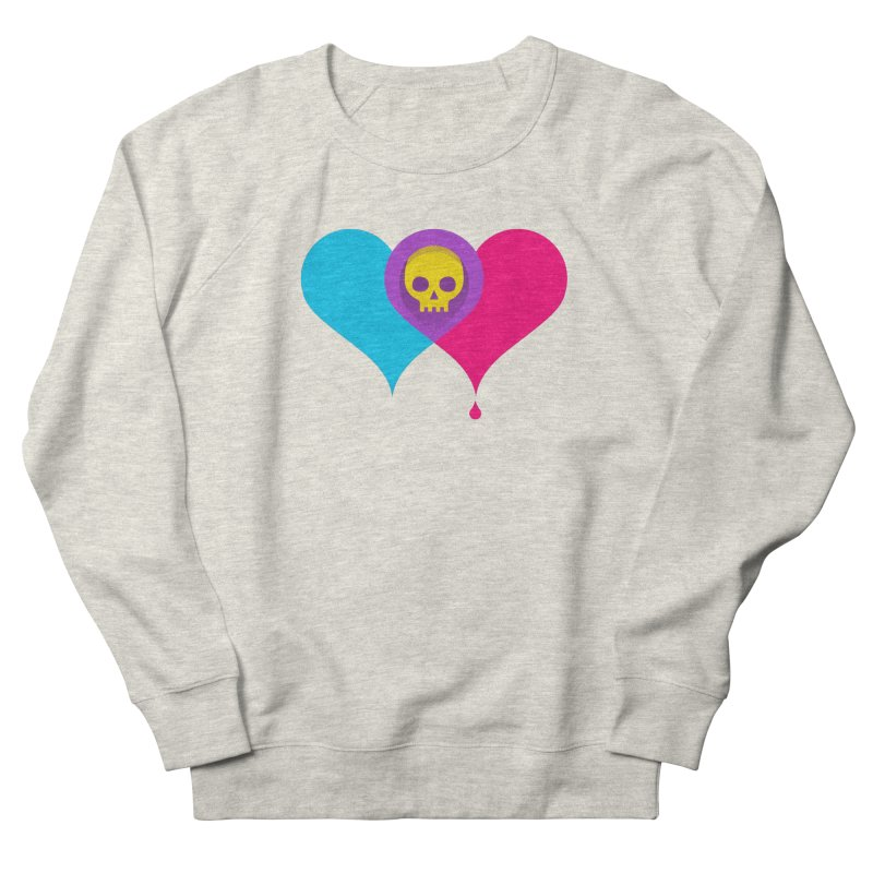 Such Sweet Sorrow Men's Sweatshirt by Quick Brown Fox