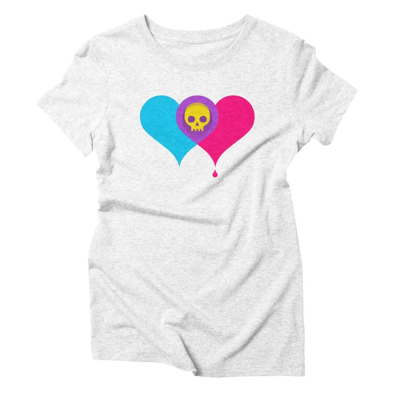 Such Sweet Sorrow Women's Triblend T-shirt by Quick Brown Fox
