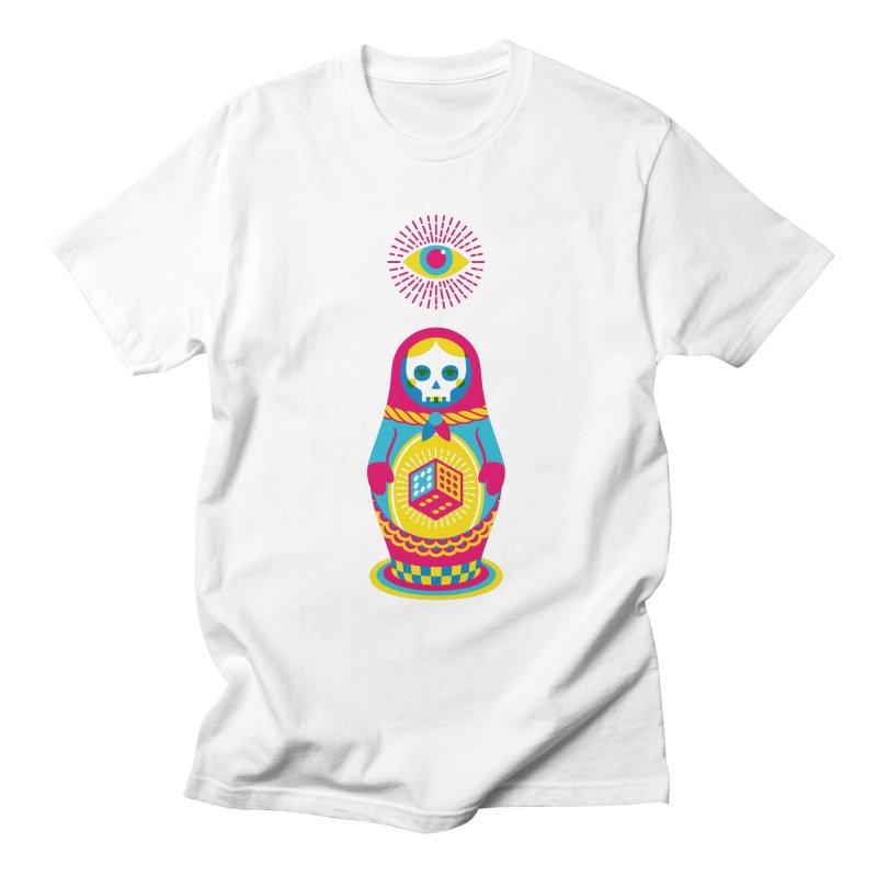 Blind Faith Men's T-Shirt by Quick Brown Fox