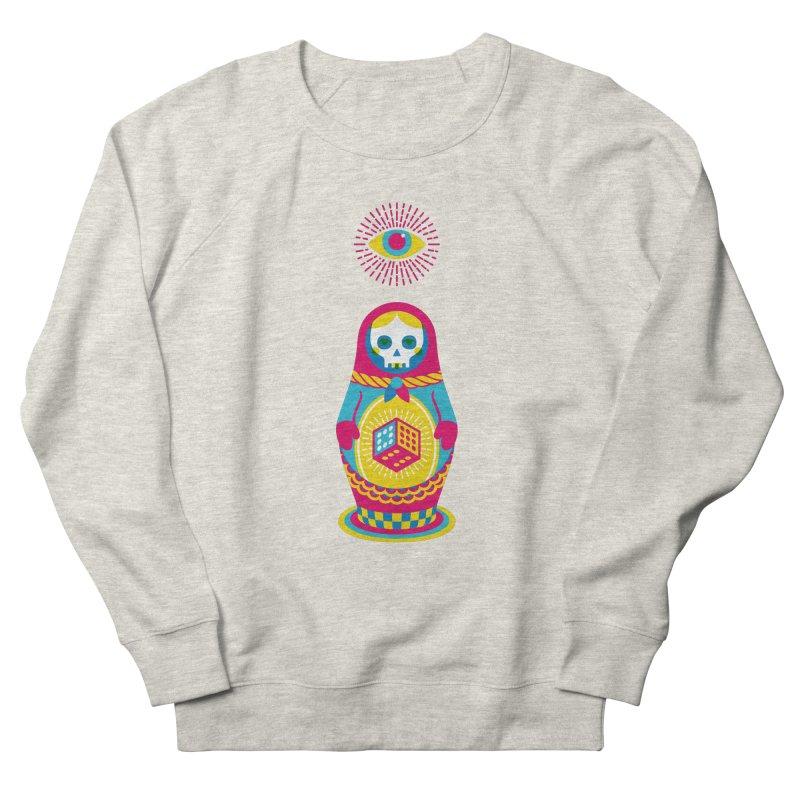 Blind Faith Men's Sweatshirt by Quick Brown Fox