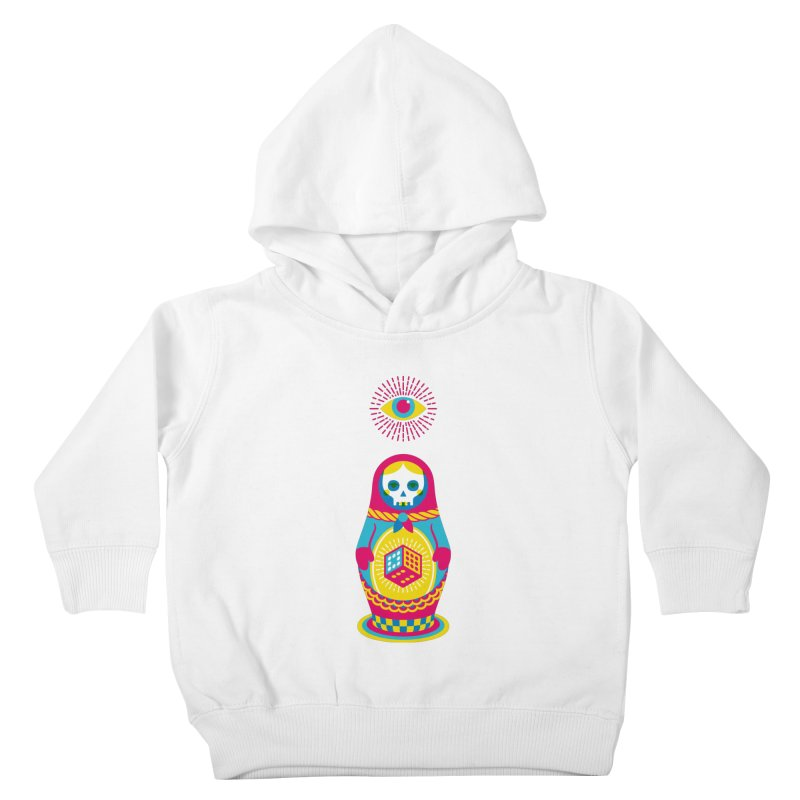 Blind Faith Kids Toddler Pullover Hoody by Quick Brown Fox